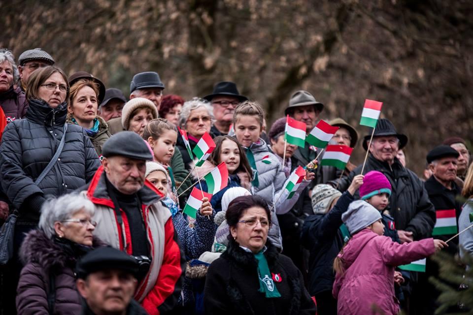 15 Martie Image: Politicienii Maghiari Din Maramureș