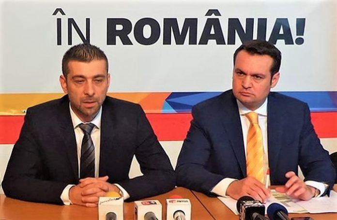 Gabriel Zetea și Cătălin Cherecheș
