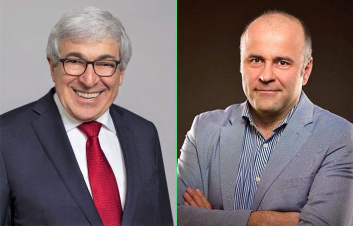 Stanley Bergman și Korponay Ferenc