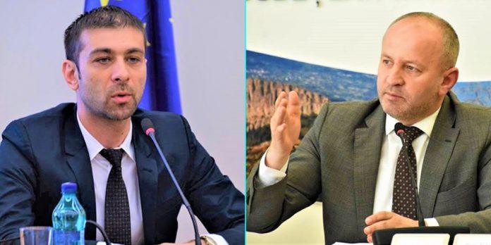 Gabriel Zetea și Doru Dăncuș