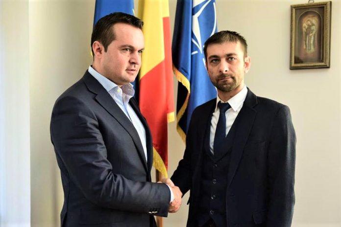 Cătălin Cherecheș și Gabriel Zetea