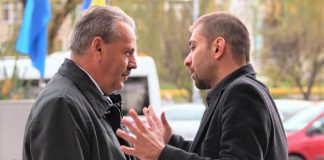 Mircea Man și Gabriel Zetea (foto: Ciprian Dragoș)