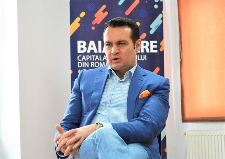 Cătălin Cherecheș, primarul Băii Mari
